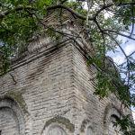 Разрушенный храм в честь Рождества Пресвятой Богородицы