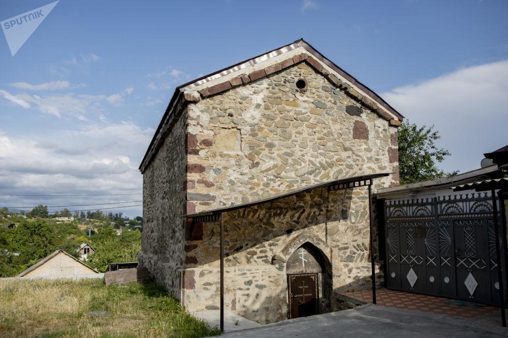 Церковь Св. Георгия Кавтинского