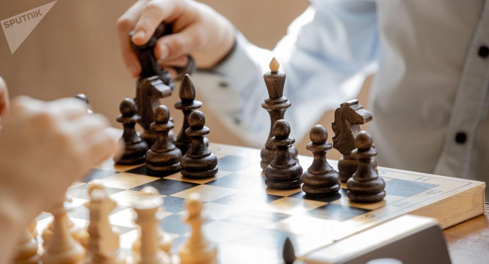 Шахматный турнир, посвященный Дню Победы 9 мая