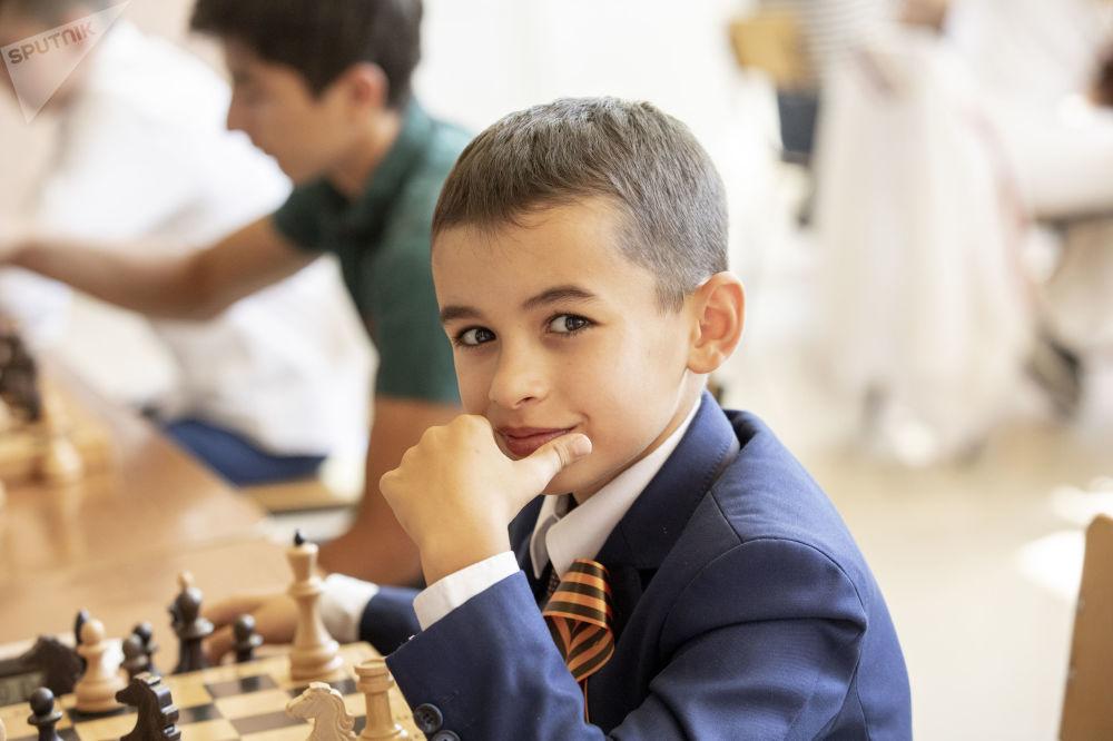 Шахматный турнир, посвященный ко Дню Победы