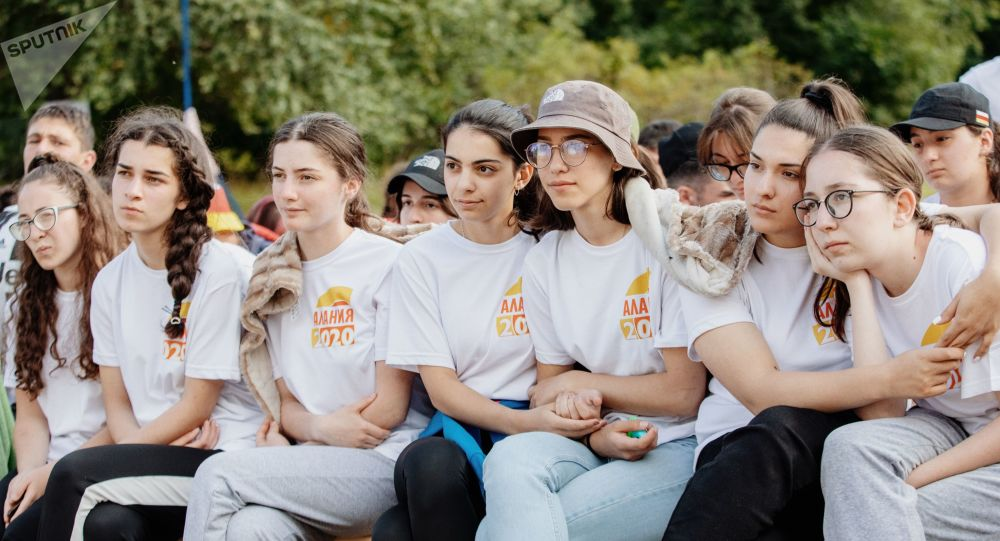 Молодежный форум Алания 2020