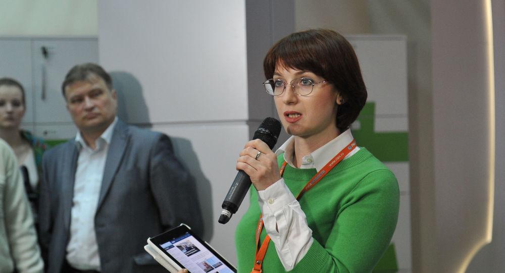 Ирина Кедровская