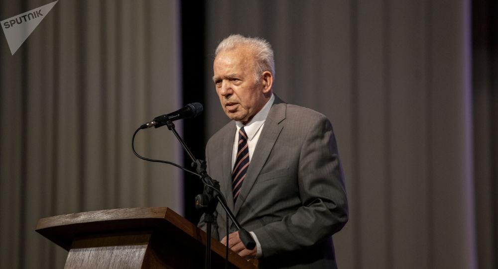 Торжественное собрание в честь 30-ой годовщины провозглашения Республики Южная Осетия