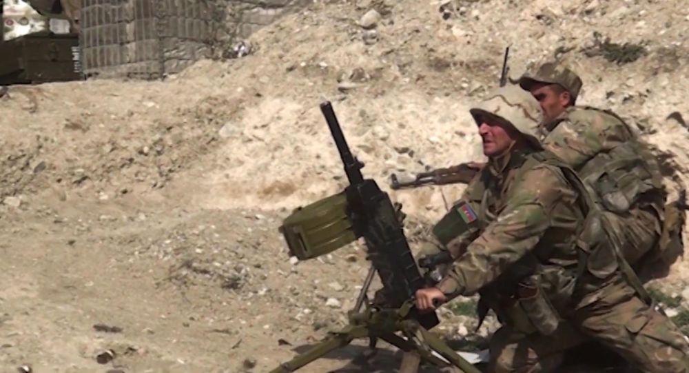 Обострение ситуации в Нагорном Карабахе