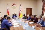 Заседание штаба по вопросам реализации Инвестпрограммы