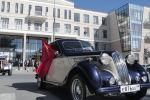 Автопробег с раритетной техникой времен Великой Победы прошел в Цхинвале