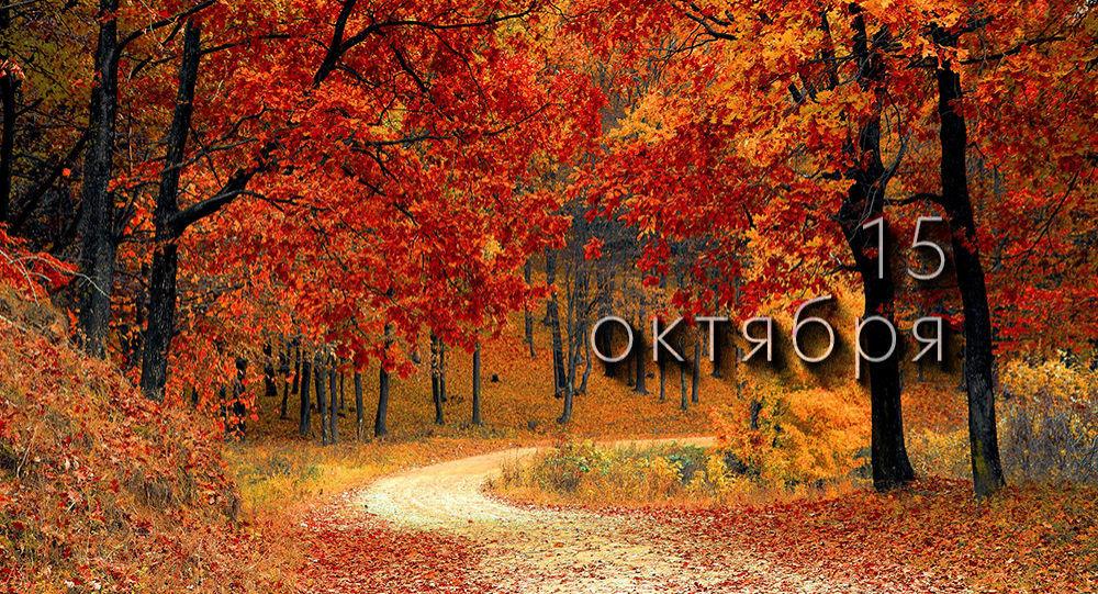 День 15 октября