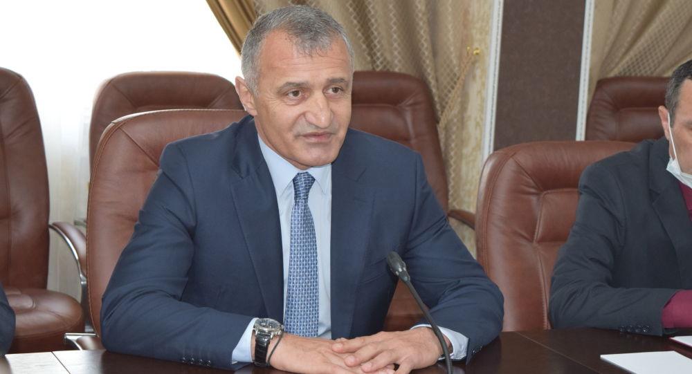 Анатолий Бибилов принял участие в заседании Совместной югоосетино-российской демаркационной комиссии