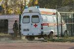 Военный госпиталь Минобороны РФ в Цхинвале
