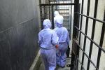 В изоляторе МВД Южной Осетии провели дезинфекцию