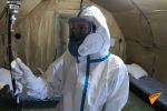 Найти и обезвредить: как проводят исследования в российском ковид-госпитале в Цхинвале