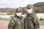 Военный полевой госпиталь Министерства обороны Российской Федерации в Цхинвале