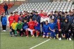 Югоосетинские футболисты стали победителями 8-го ежегодного турнира памяти Хасана Албегонова