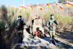 Возложение цветов к мемориалу мужества и народного единства