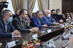 Совещание по вопросам развития агропромышленного комплекса Республики Южная Осетия