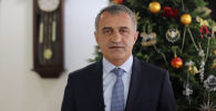 Новогоднее обращение Анатолия Бибилова к народу Южной Осетии