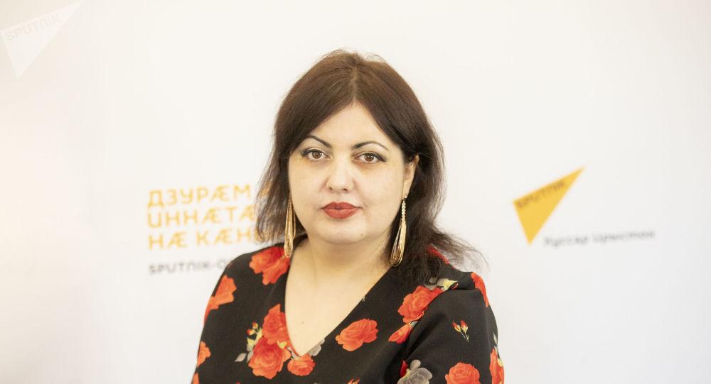 Марина Санакоева
