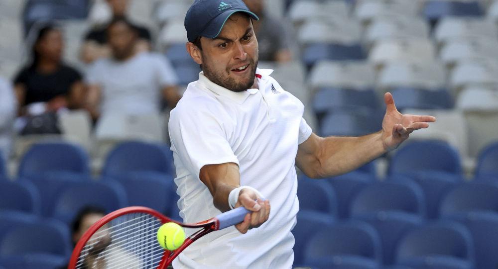 Осетинский теннисист Аслан Карацев