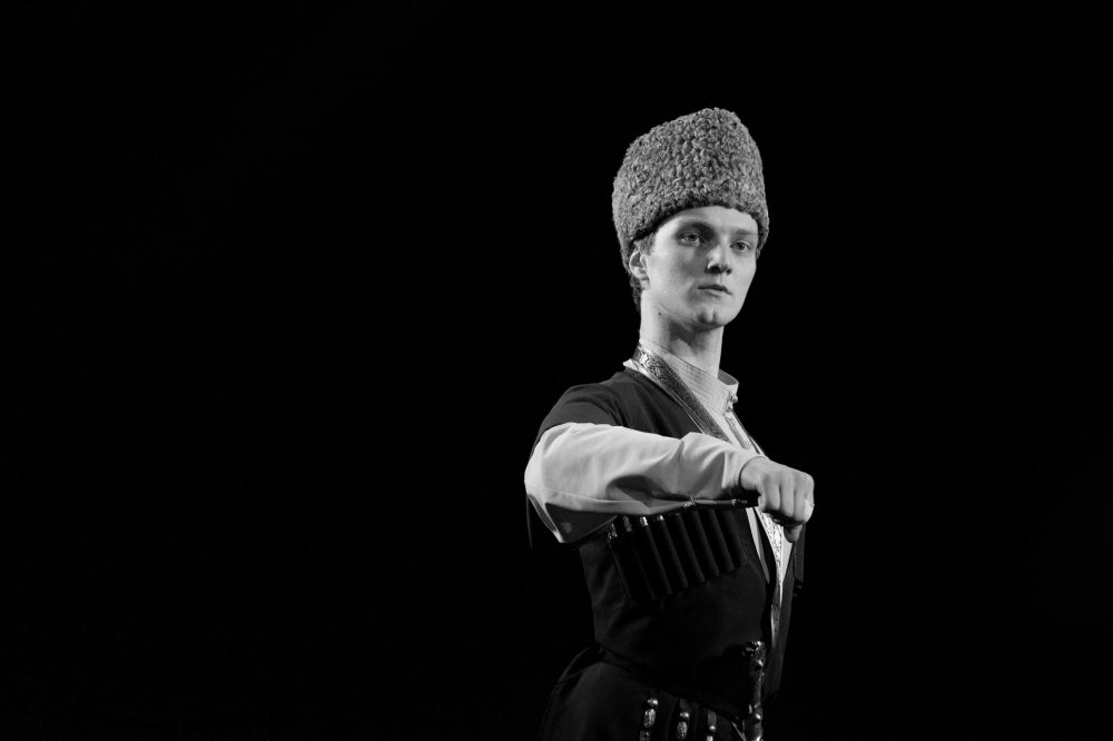 Концерт Госансамбля песни и танца Симд