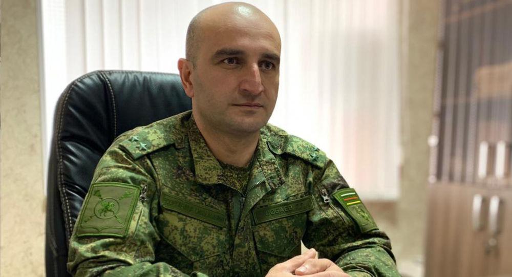 Собаев Григорий Гурамович - помощник министра обороны по правовой работе