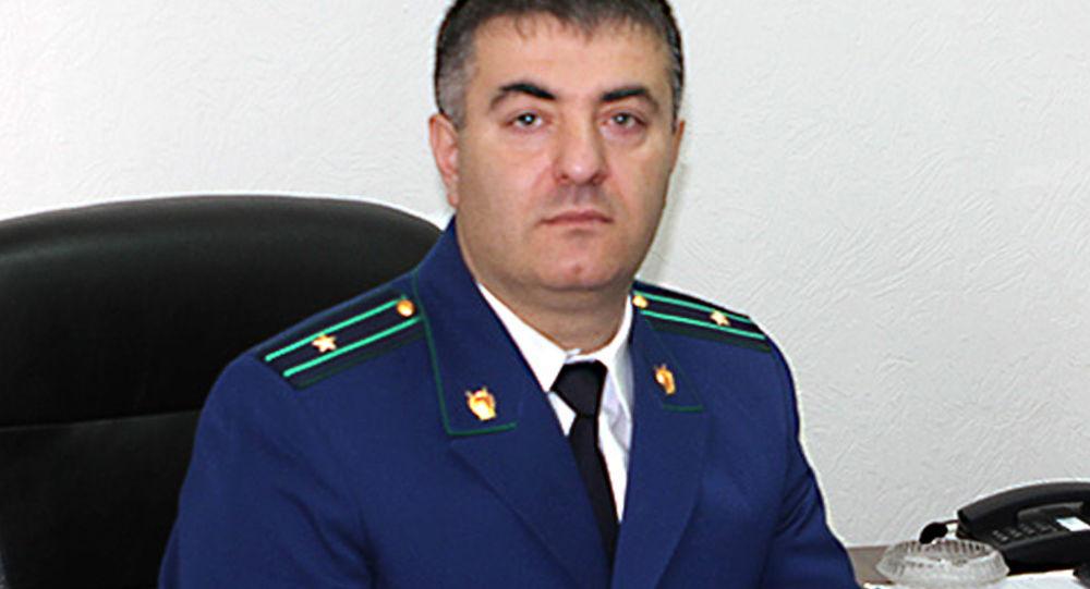 Валиев Алан Владимирович