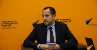 Приоритеты развития Южной Осетии: премьер-министр Геннадий Бекоев о работе Кабмина - видео