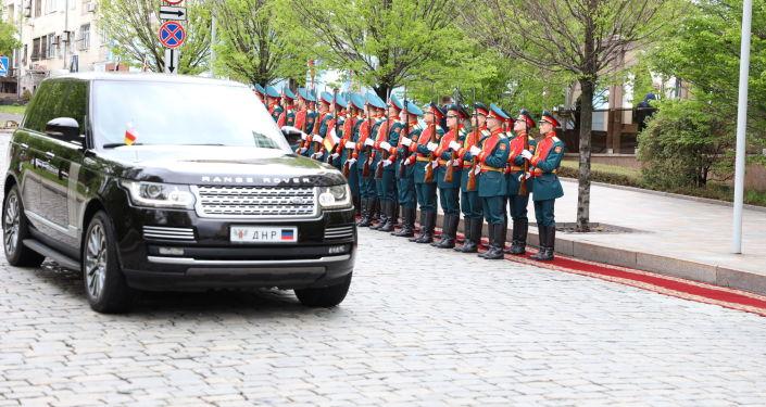 Празднование Дня Донецкой Народной Республики