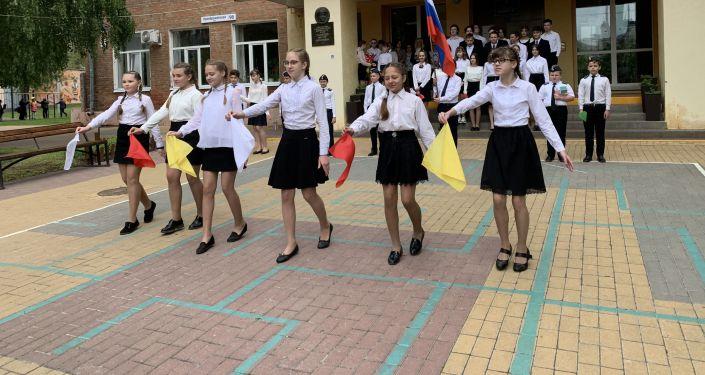 Школа №19 им. Казанцева Виктора Михайловича