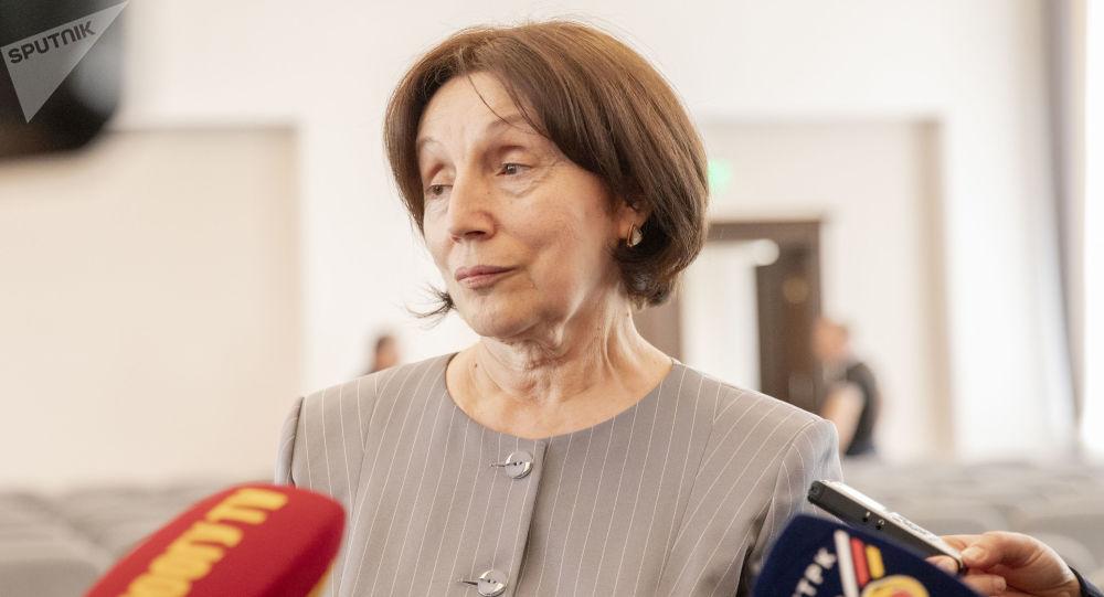 Аза Хабалова