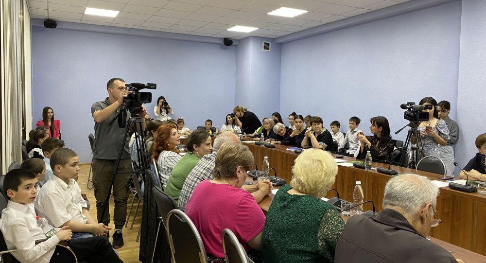 Презентация новой сказки Бэллы Джиккаевой
