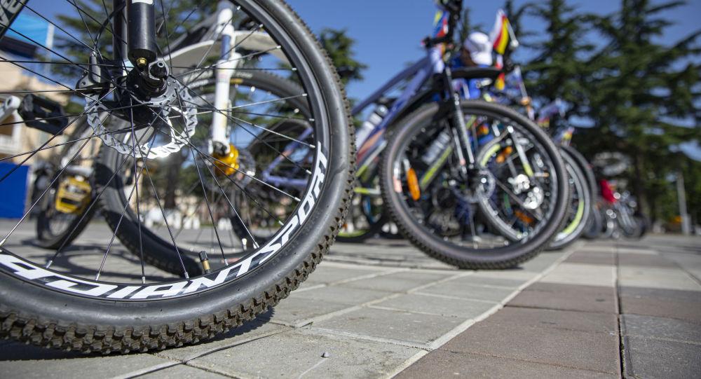 Велопробег Крути педали