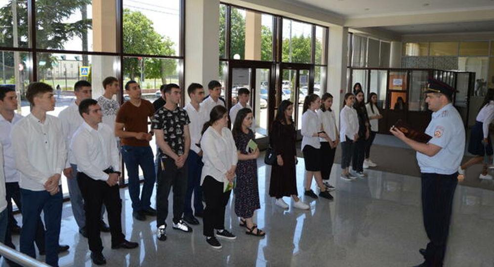 МВД Южной Осетии направит на учебу в образовательные учреждения МВД России 25 человек