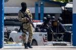 Полиция в Порт-о-Пренсе