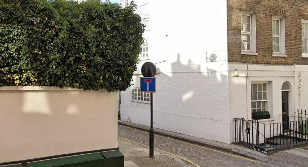 Граффити с Лавровым в Лондоне оказались фейком