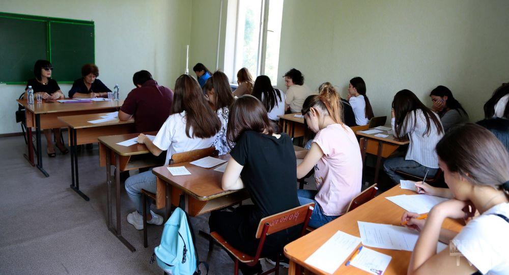Вступительные экзамены в ЮОГУ