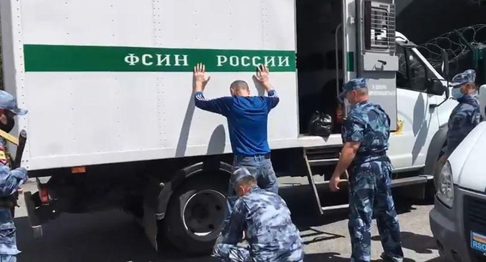 Россия выдала Южной Осетии обвиняемого в убийстве гражданина республики Юрзика Багаева