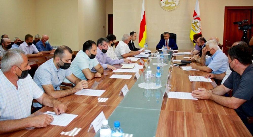 Заседание штаба по реализации Инвестпрограммы-2021