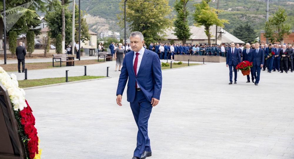 Памятные мероприятия к годовщине грузинской агрессии 2008 года