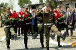 Памяти павших: в Южной Осетии вспоминают защитников республики - видео