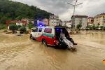 Сильное наводнение в Турции