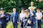 Приведение к присяге югоосетинских курсантов вузов РФ по линии МВД