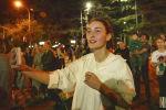Концерт на театральной площади в честь дня признания независимости Южной Осетии