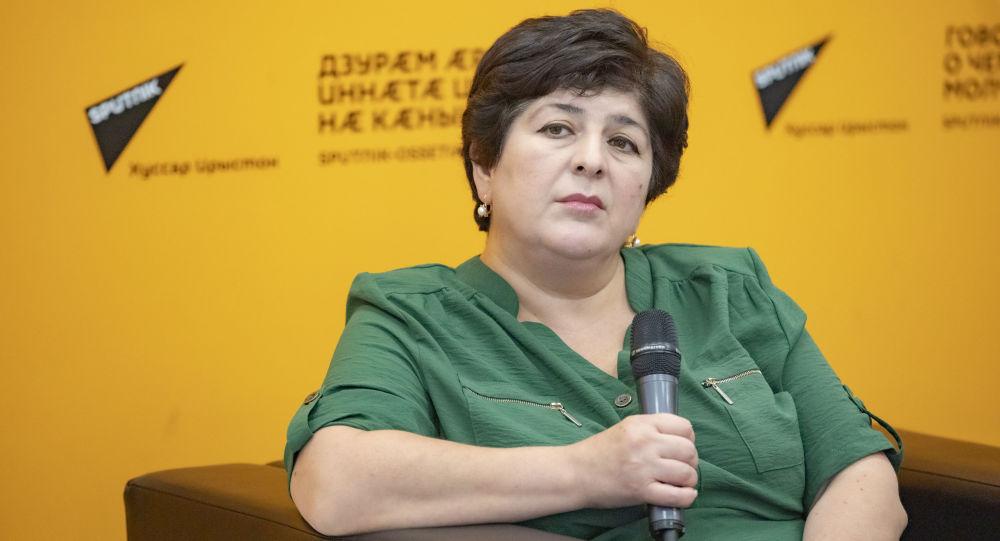 Элиса Гаглоева