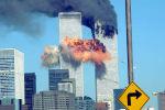 Разрушения в результате теракта 11 сентября в Нью-Йорке
