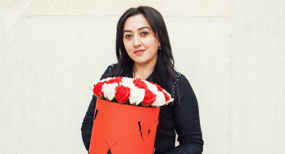 Зарина Кокаева