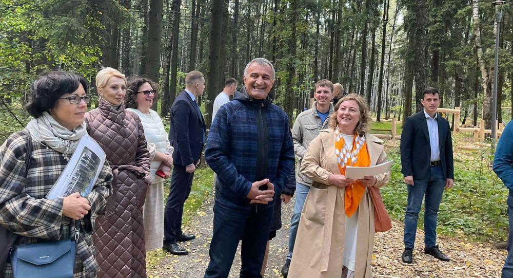 Южная Осетия планирует перенять опыт Москвы в создании комфортной городской среды