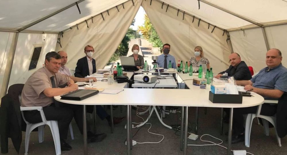 Представители Южной Осетии и Грузии обсудили поиск лиц, пропавших без вести