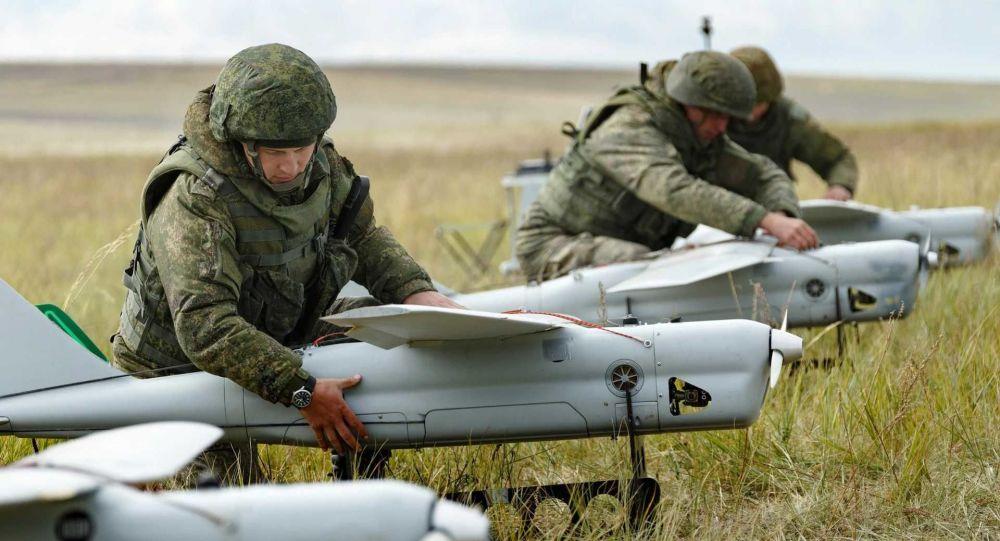 Военнослужащие ЮВО и Южной Осетии уничтожили низколетящие объекты противника на двустороннем учении
