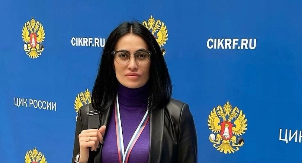 Глава ЦИК Эмилия Гагиева