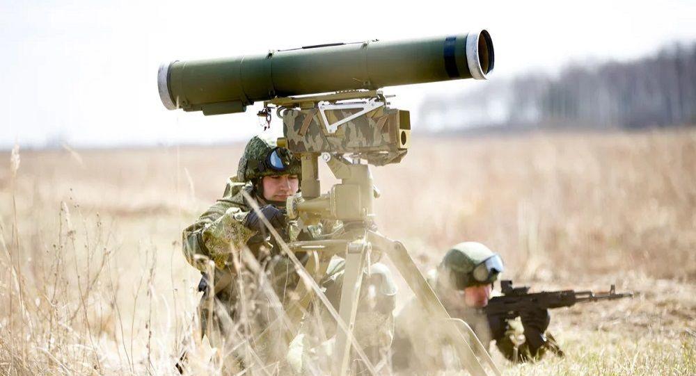 Мобильные противотанковые группы военной базы ЮВО сорвали планы условного противника в горах Южной Осетии